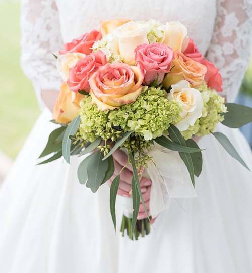 Bridal Bouquet Wynn House Columbus GA
